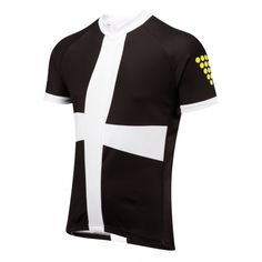 Cornwall Road Cycling Jersey  The classic road cyclists' jersey, designed for touring, training, racing or commuting.