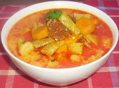 Ízes kalandok: Kolbászos zöldbab leves