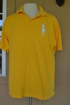 Polo Ralph Lauren MEns Shirt Size 4XL