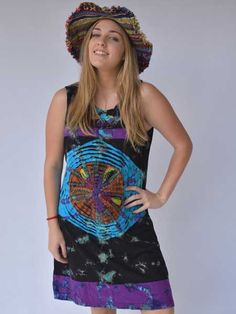 The attention to detail on this dress has to be seen Hippie Clothes Online, Hippie Clothing Stores, Online Clothing Stores, Hippie Outfits, Dress Cuts, Captain Hat, Summer Outfits, Detail, Unique