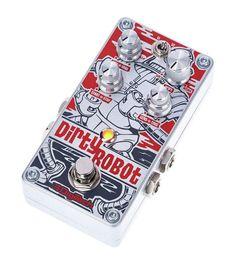Digitech Dirty Robot available @ www.thomann.de #guitar #gear #music #guitareffects #pedals