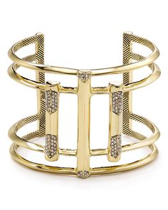 House of Harlow 1960 Defined Deco Cuff | Bloomingdales's