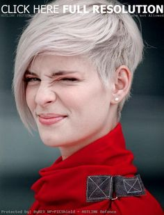 Punk Short Hairstyles 2014 Women | New Short Hairstyles for 2014