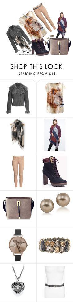 """chic, chic, chic fashion"" by bilbomex ❤ liked on Polyvore featuring Donna Karan, Titika, H&M, Carolee, Olivia Burton, Lane Bryant and Tory Burch"