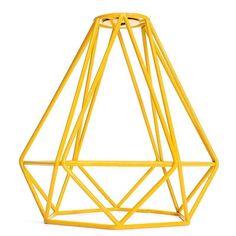 Vintage Industrial Metal Cage Wire Pendant Light Chandelier Edison Hanging Lamp | eBay