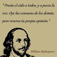 William Shakespeare Frases, Shakespeare Quotes, Quotes French, William Blake, Magic Words, Animal Quotes, Wedding Humor, Honesty, True Words