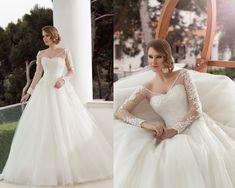 dantelli, taş işlemeli kabarık prenses gelinlik modelleri 2016-nova bella gelinlik nişantaşı istanbul