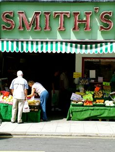 Greengrocers, Southend-on-sea
