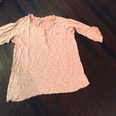 For Sale: Pink Shirt Lane Bryant for $4