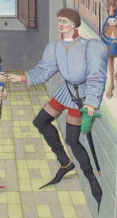 Regnault de Montauban, rédaction en prose. Regnault de Montauban, tome 1er  Date d'édition :  1451-1500  Ms-5072 réserve   Folio 182r