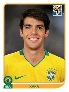 499 Kaka - Brasil - FIFA World Cup South Africa 2010