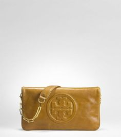My next bag!  In love with Tory Burchs royal tan color!