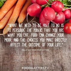 Your choice is a powerful one!   www.foodmatters.tv #FMquotes #foodmatters
