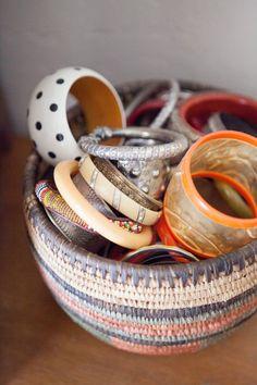 bangle jewelry storage
