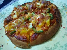 Homemade Pizza ;-)