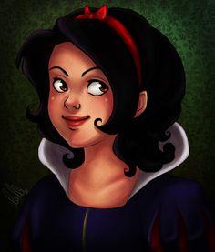 Snow White by uppuN.deviantart.com on @deviantART