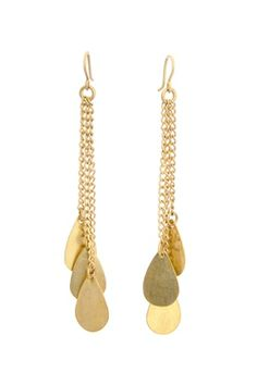 The AUGIE Earring   Greenola Style   Now at GreenheartShop - Old Town
