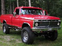 - 1976 Ford F250