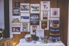 Sweets! Hershey Cocoa, Wedding Decorations, Photo Wall, Gallery Wall, Sweets, Frame, Projects, Inspiration, Home Decor