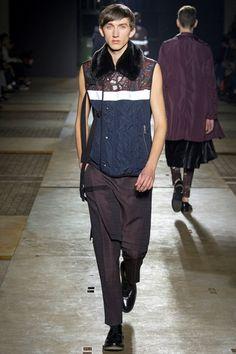 Dries Van Noten - Men Fashion Fall Winter 2015-16 - Shows - Vogue.it