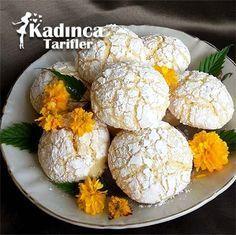 Limonlu Çatlak Kurabiye Tarifi Tasty, Yummy Food, Culinary Arts, Dessert Recipes, Desserts, Allrecipes, Baked Potato, Tea Time, Cauliflower