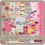 Viva Paris (PU/S4H & S4O) by Carpe Diem Designs
