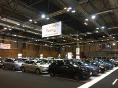 Peugeot & Citröen stands at the Salón VO  2016