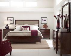 Bedroom Engaging Ideas For Bedroom Decoration Ideas Using Dark ...