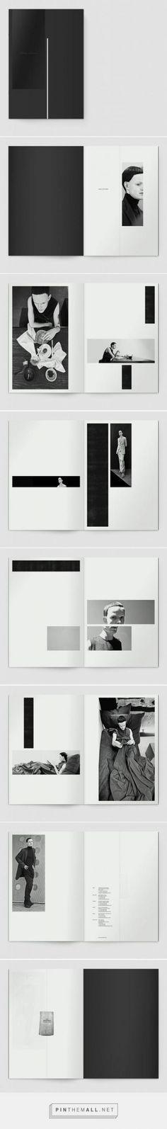 New Fashion Magazine Layout Rick Owens Ideas Mise En Page Portfolio Mode, Mode Portfolio Layout, Fashion Portfolio Layout, Portfolio Design, Booklet Design, Book Design Layout, Graphic Design Layouts, Graphic Design Typography, Graphic Design Inspiration
