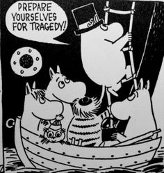 Moomin - prepare yourelves for tragedy