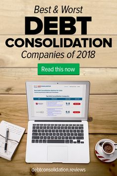 Who is the best debt consolidation company of 2018? Check out debt consolidation reviews to find the best BBB A+ accredited company to help you get out of debt. #debt #creditcarddebt #debtfree