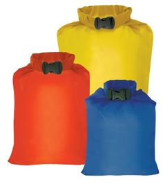 Amazon.com: Outdoor Products 3-Pack Ultimate Dry Sack: Sports & Outdoors - $10