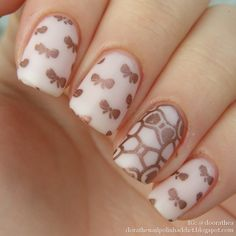 Dóra, the nail polish addict: Teszt: Born Pretty Store BP-62 nyomdalemez