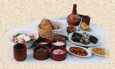 Cypriot meze