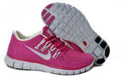 2014 Nike Free 5.0 V2 Womens Pink