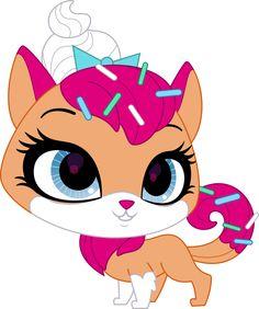 sweetest sprinkles cat littlest pet shop