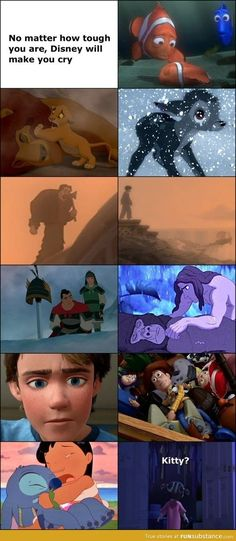 Disney will make you cry