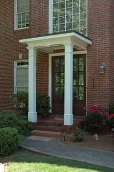 how much does it cost to build a front porch front portico