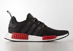 adidas to Release Two 'Black & Red' NMD Colorways - EU Kicks: Sneaker Magazine