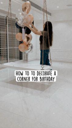 Cute Birthday Gift, Birthday Diy, Friend Birthday, Birthday Wishes Quotes, Happy Birthday Wishes, Simple Birthday Decorations, Diy Best Friend Gifts, Cute Diy Room Decor, Desi Wedding Decor