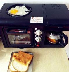 Ultimate Breakfast Machine!