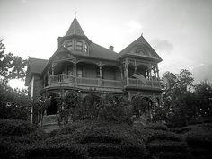 Texas haunted house