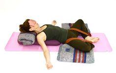 10 Postures For A Peaceful Restorative Yoga Practice