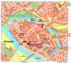 Oude stad Deventer