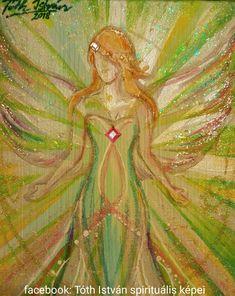 Tóth István gyógyító spirituális festménye  Személyre szabott képek megrendelhetőek a fenti linkre kattintva Spirit, Painting, Art, Art Background, Painting Art, Kunst, Paintings, Performing Arts, Painted Canvas