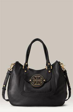 Tory Burch 'Amanda' Leather Hobo | Nordstrom