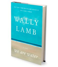 We Are Water By Wally Lamb Annie was married with kids before she began painting. Will her success — and an affair with her art dealer (a woman) — wreck everything? A deeply moving look at the price of self-discovery from the author of She's Come Undone.