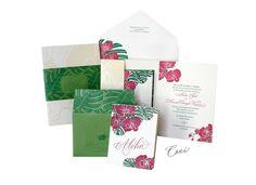 Aloha - Wedding Invitations - Ceci Ready-to-Order Collection - Ceci Wedding - Ceci New York