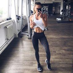 Pinterest >> Bailey DeGroot #fitnessbody