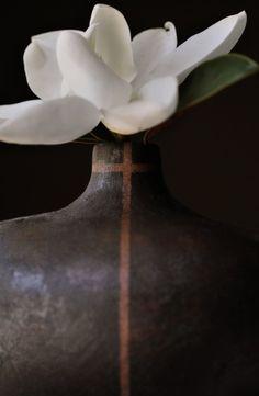 the scent of the gardenia